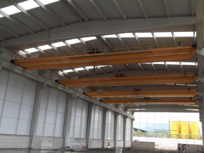 Overhead Cranes Standards : Overhead crane double single girder